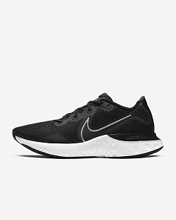 Кроссовки Nike Renew Run - Black/White