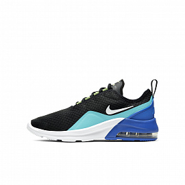Детские кроссовки Nike Air Max Motion 2 - Black/White/Blue