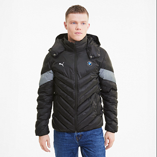 Куртка Bmw Mms Mcs Ecolite Down Jacket - Black