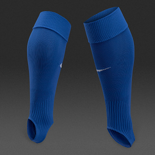 Гетры Nike Stirrup III Socks - Royal Blue/White