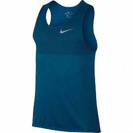 Майка Nike Zonal Cooling Relay Tank - Industrial Blue