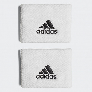 Напульсники Tennis Small adidas Performance - White
