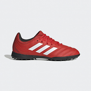 Детские шиповки Adidas Copa 20.3 TF- Red/White/Core Black