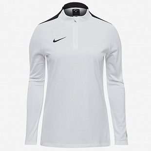 Свитер  Nike Womens Dry Academy 18 Drill Top - White/Black/Black