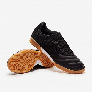Футзалки adidas Copa 19.3 IN Sala - Core Black/Grey Six