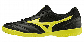 Обувь для зала Mizuno Morelia Sala Club IN - Black/Yellow