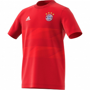 Детская футболка Adidas Bayern Munich Graphic Tee