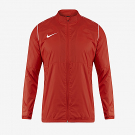 Детская ветровка Nike Park 20 Rain Jacket - UNIVERSITY RED/WHITE/WHITE