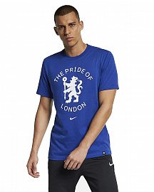 Детская футболка Nike Dri-FIT Chelsea FC Football T-Shirt - Blue