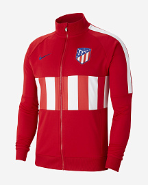 Олимпийка Nike Atletico Madrid I96 - Sport Red/White/White/Deep Royal Blue