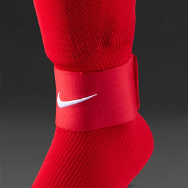 Фиксаторы  Nike Guard Stay II Shin Guard Sleeve - University Red/White