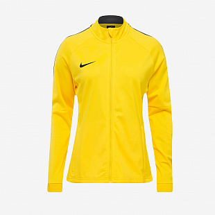 Олимпийка  Nike Womens Dry Academy 18 Track Jacket - Tour Yellow/Anthracite/Black