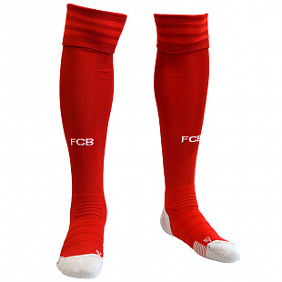 Детские гетры Adidas FC Bayern Home Socks - RED