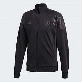 Олимпийка Adidas Manchester United Icon Track Jacket - Black