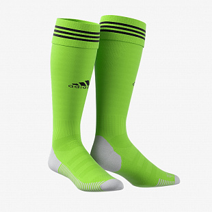 Гетры  adidas Adi Sock 18 - Semi Solar Green/Black