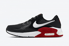 Кроссовки Nike Air Max Excee - Black/White/Red